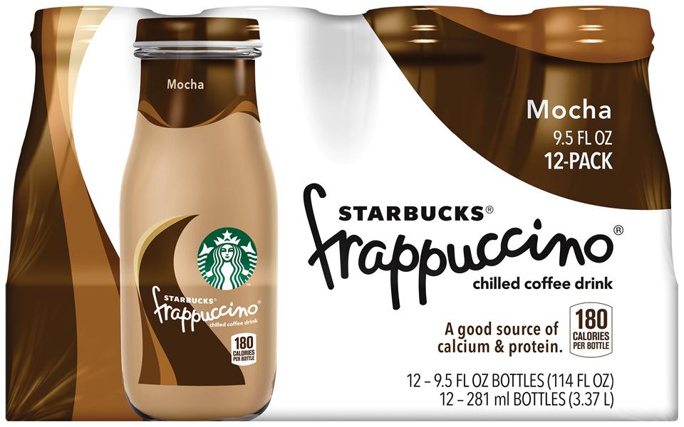 Starbucks® Mocha Frappuccino® Coffee Drink