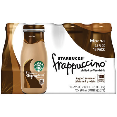 Starbucks® Mocha Frappuccino® Coffee Drink