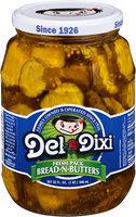 Del-Dixi® Bread-N-Butters 32 fl. oz. Jar