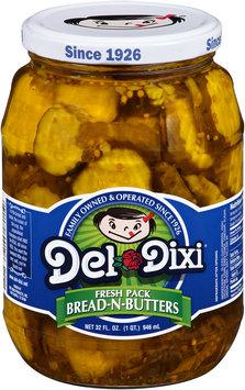 Del-Dixi® Bread-N-Butters
