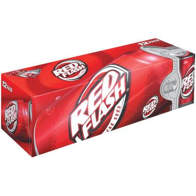 Red Flash Soda 12 pk, 12 oz Cans Fridge Pack