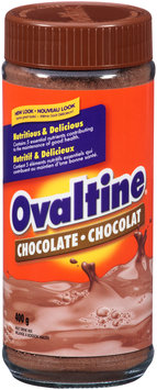Ovaltine® Chocolate Malt Drink Mix 400g Glass Jar