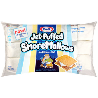 Jet-Puffed S'moreMallows Marshmallows