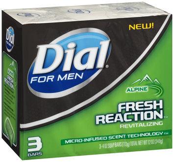 Dial® For Men Alpine Fresh Reaction™ Revitalizing Soap