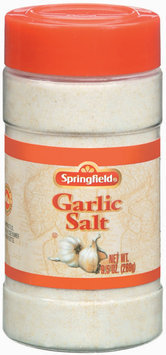 Springfield  Garlic Salt 9.5 Oz Shaker