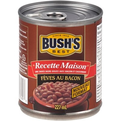 Bush's Best® Homestyle Baked Beans 277 mL Can