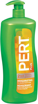 Pert Plus® Invigorating 2 in 1 Shampoo & Conditioner 1 L Pump