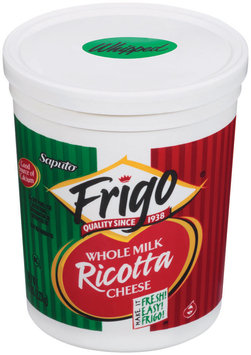 Frigo® Ricotta Whole Milk Whipped Cheese