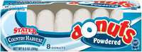 Stater Bros. Country Harvest Powdered 8 Ct Donuts 9.5 Oz Box