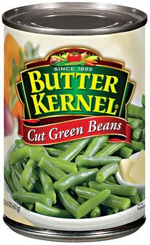 Butter Kernel Cut Green Beans 14.5 Oz Can