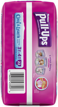 Huggies® Pull-Ups® Cool & Learn* 3T-4T Girls Training Pants 22 ct Pack