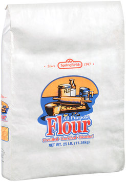 Springfield® All Purpose Flour 25 lb. Bag