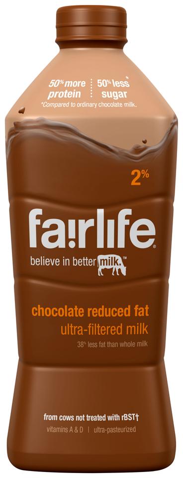 fairlife® 2% Chocolate Milk