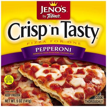 Jeno's® Crisp 'n Tasty® Pepperoni Pizza for One 5 oz. Box