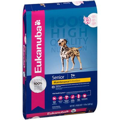 Eukanuba® Senior Maintenance Dog Food 15 lb. Bag