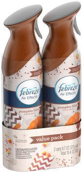 Air Effects Febreze Air Effects Pumpkin Bliss Air Freshener (2 Count, 19.4 Oz)