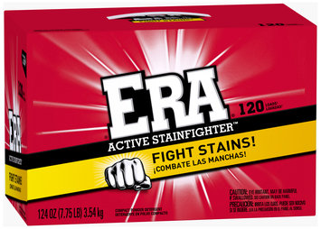 Era Ultra Active Stainfighter Original Powder Laundry Detergent 124 oz. Box