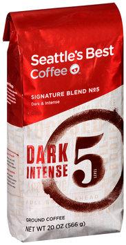 Seattle's Best Coffee™ Signature Blend No. 5 Dark & Intense Ground Coffee 20 oz. Bag