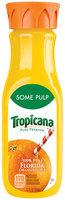 Tropicana® Some Pulp Orange Juice 12 fl. oz. Bottle