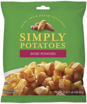 Simply Potatoes® Diced Potatoes 20 oz.