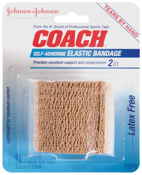 Coach® Self-Adhering Elastic Bandage 2