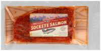 Ocean Beauty Seafoods Wild Alaska Cedar Plank Sockeye Salmon 12 oz. Pack