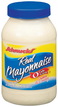 Schnucks Real Mayonnaise 32 Oz Plastic Jar