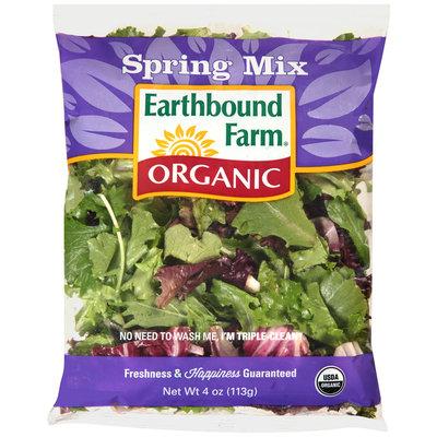 Earthbound Farm® Organic Spring Mix 4 oz. Bag