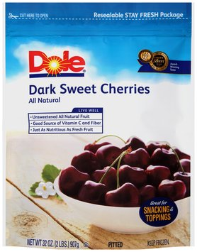 Dole® Dark Sweet Cherries