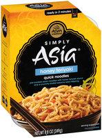 Simply Asia® Honey Teriyaki 8.8 oz. Box