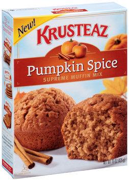 Krusteaz® Pumpkin Spice Supreme Muffin Mix 15 oz. Box