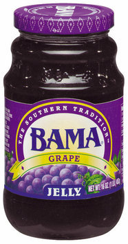 Bama Spreads Grape, Modified