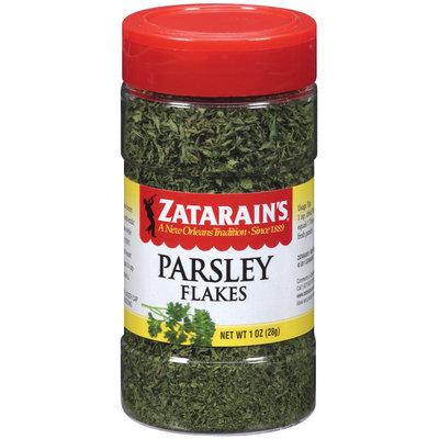 Zatarain's® Parsley Flakes 1 oz. Shaker