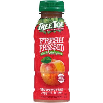Tree Top® Fresh Pressed Honeycrisp Apple 100% Juice 10 fl. oz. Bottle