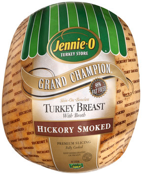 Jennie-O® Grand Champion Hickory Smoked Turkey Breast