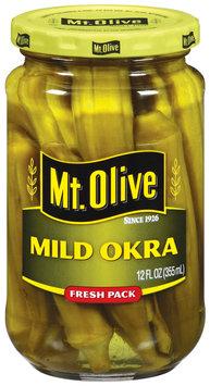 Mt. Olive Mild Okra 12 Fl Oz Jar