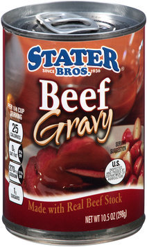 Stater® Bros. Beef Gravy 10.5 oz. Can