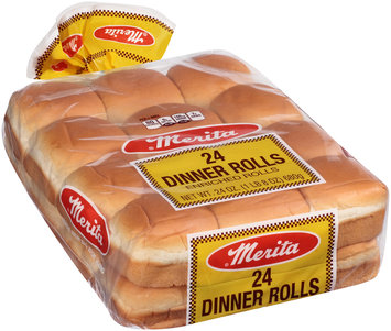 Merita® Dinner Rolls 24 ct Bag