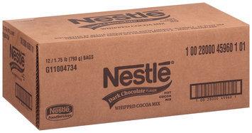 Nestlé Dark Chocolate Hot Cocoa Mix 1.75 lb. Bags