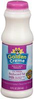 Golden Creme® Reduced Fat Milk