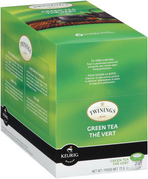 Twinings® of London Green Tea 24 K-cups.