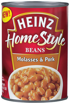 HEINZ Molasses & Pork HomeStyle Beans 16 OZ CAN
