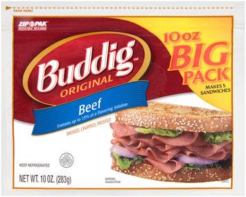 Buddig™ Original Beef 10 oz. ZIP-PAK®