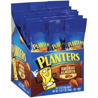 Planters Smoked Almonds 18-1.5 oz