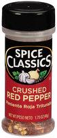 Spice Classics® Crushed Red Pepper 1.75 oz. Shaker