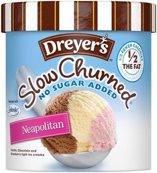DREYER'S/EDY'S Slow Churned Neapolitan NSA Light Ice Cream 1.5 qt. Carton