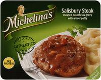 Michelina's® Authentico® Salisbury Steak 8 oz. Tray
