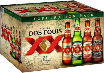 Dos Equis® Exploration Pack 24-12 fl. oz. Bottles