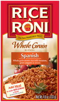 Rice-A-Roni® Spanish Rice Mix 5.6 oz. Box