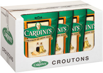 Cardini's® Gourmet Cut Romano Cheese Croutons 5 oz.